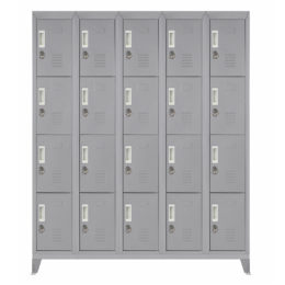 Locker plástico ABS